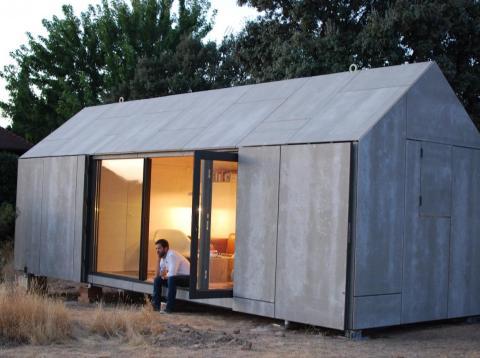 Amazon vende docenas de casas pequeñas que puede construir para ahorrar miles de dólares