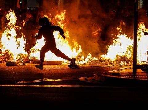 Barcelona protestas