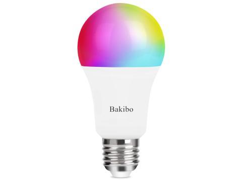 Bombilla inteligente multicolor