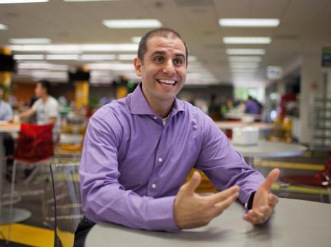 Dan Shapero, VP of global sales at LinkedIn.