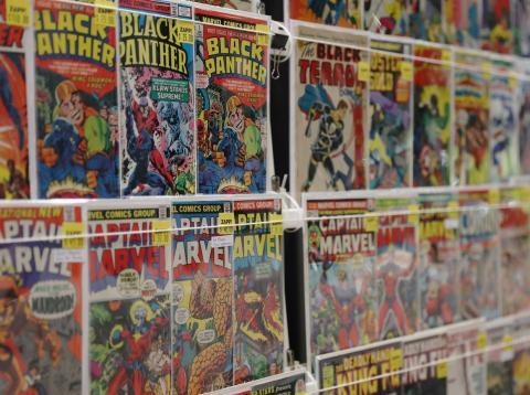 Los grandes cambios que se están produciendo en el sector del cómic y que podrían marcar el futuro de la industria