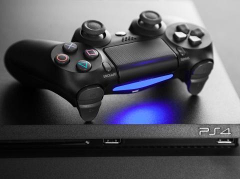 Mando de la PlayStation 4