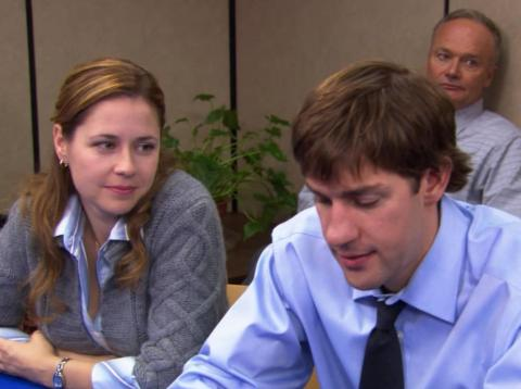 """The Office"" depicted both healthy and unhealthy relationships throughout its run."