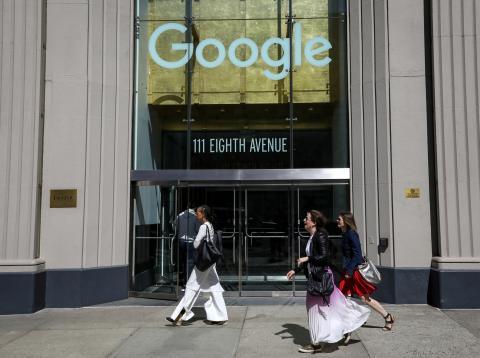 oficinas google Nueva York