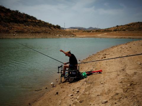 Sequía españa andalucia
