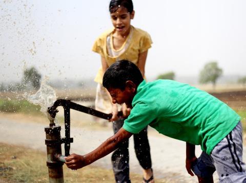 Pobreza de los niños