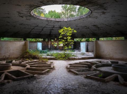 El balneario más grande del complejo, el No. 6, fue construido exclusivamente para Joseph Stalin. Es el único que todavía se utiliza hoy en día.