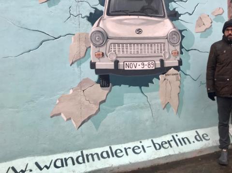 30 años caída muro de Berlín