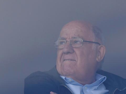 Amancio Ortega, una de las mayores fortunas mundiales