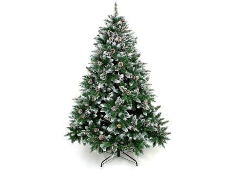 Árbol de Navidad nieve artificial