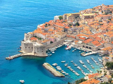 """Dubrovnik, Croatia, has been struggling with overtourism largely because of its popularity with """"Game of Thrones"""" fans."""
