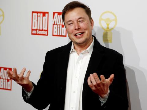 Elon Musk, CEO de Tesla