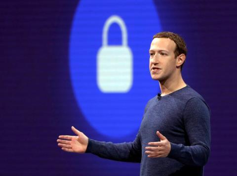 Mark Zuckerberg, CEO de Faceboo.