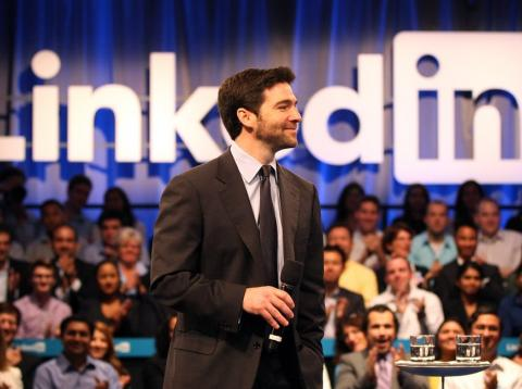 Jeff Weiner, CEO de LinkedIn, es muy popular entre sus empleados.