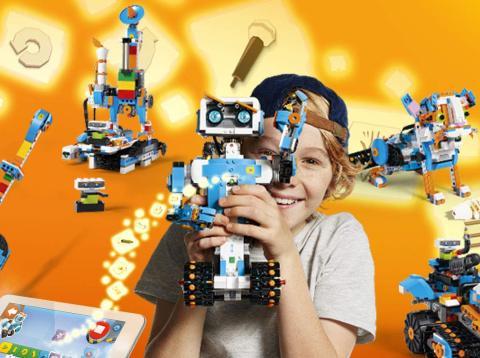 Pack programar Lego Boost