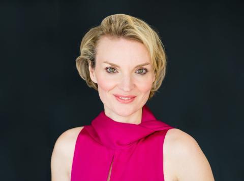 Vital Voices CEO Alyse Nelson.