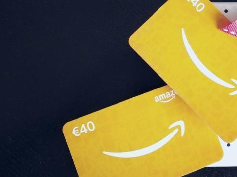 Amazon ofertas de Navidad: cheques regalo y Prime Now hasta las 22:00