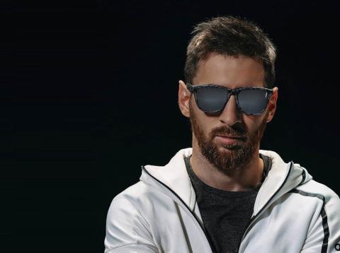 Campaña de Messi para Hawkers