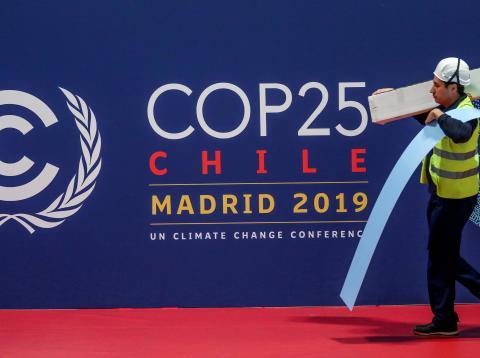 Cumbre del clima COP25