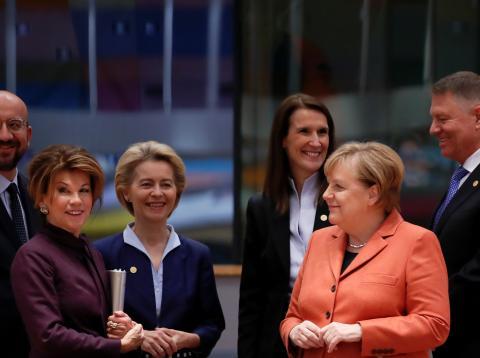 Polonia rechaza la neutralidad climática para 2050.