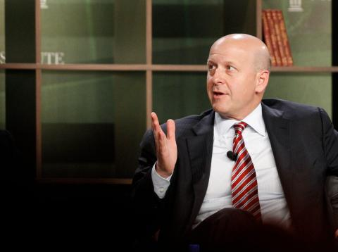 David Solomon, CEO de Goldman Sachs