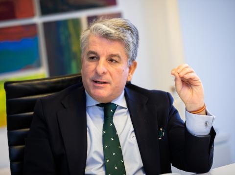 Juan Pedro Moreno, presidente de Accenture en España, Portugal e Israel.