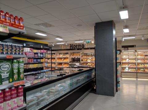 así es la nueva tienda de Mercadona en Madrid