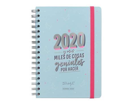 Oferta Amazon Agenda Classic 2020 De Mrwonderful Por 17