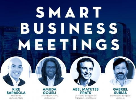 Cartel V Smart Business Meeting