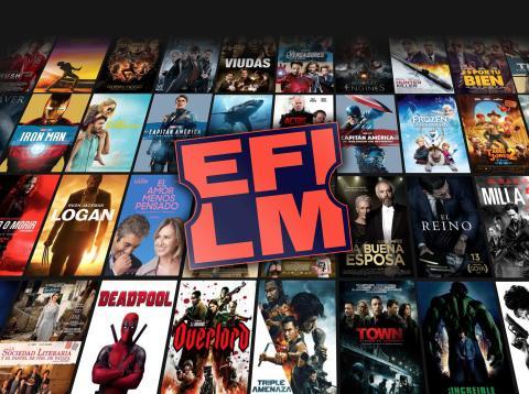 eFilm, la nueva plataforma gratuita de streaming.