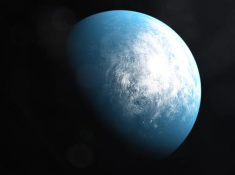 Exoplaneta TOI 700 b