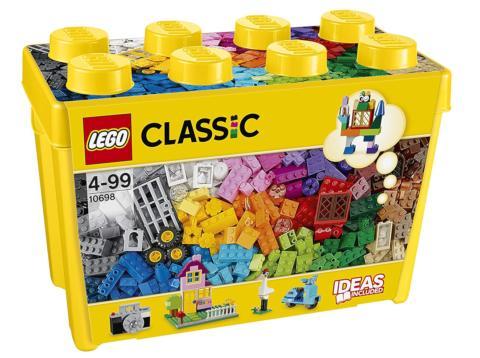 Lego Classic 800 piezas