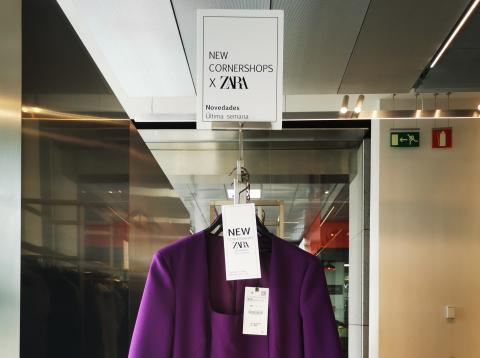 New Conershop Zara