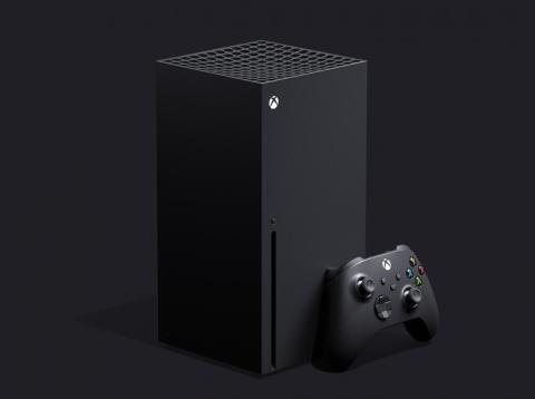 La próxima Xbox, que posiblemente se estrene a finales de 2020, es la Serie X.