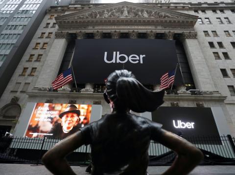 Salida a Bolsa de Uber