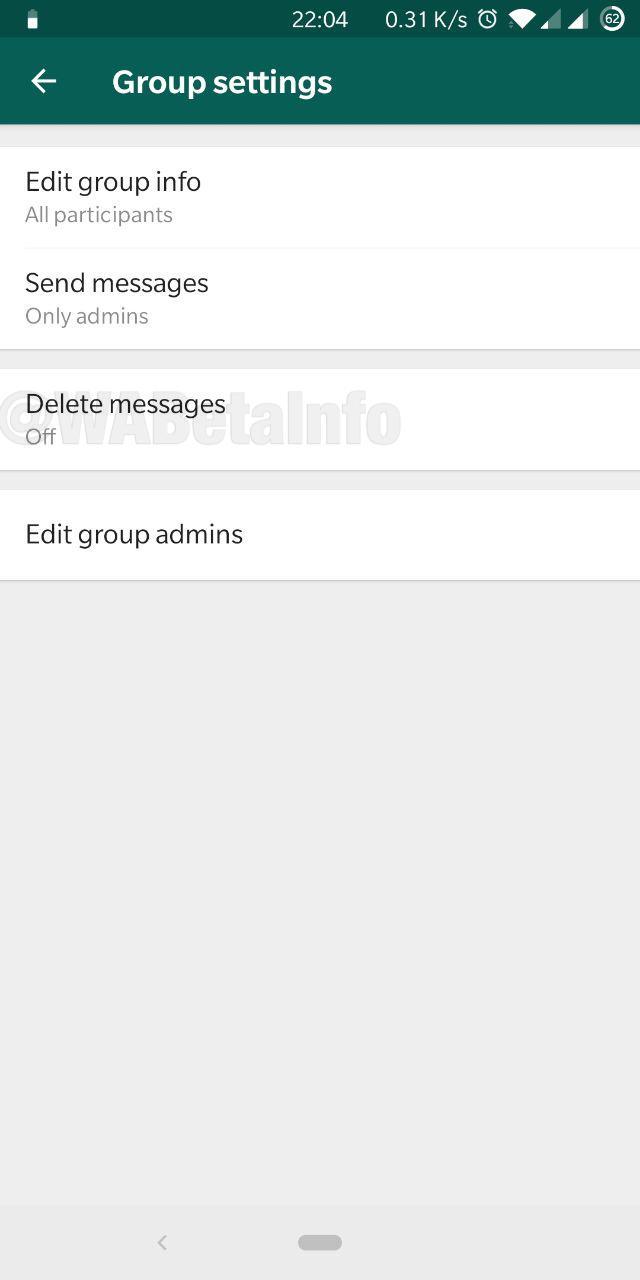 Whatsapp eliminar mensaje 1