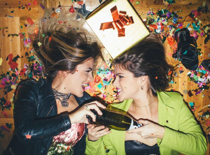 Seis cosas que la gente sin éxito hace en Año Nuevo