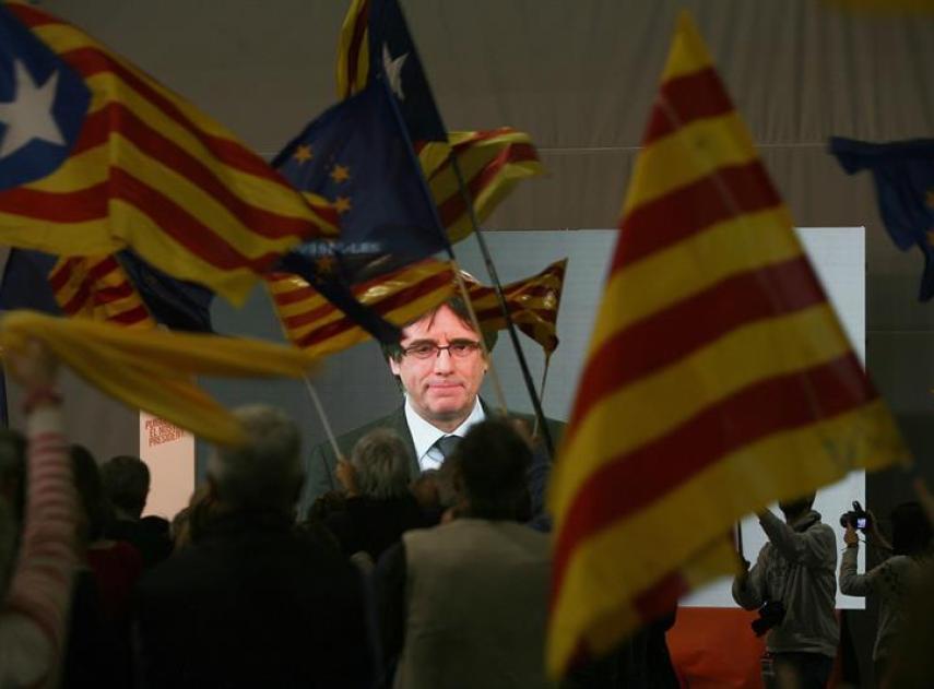 Qué es el delito de sedición y cómo se castiga en Alemania, donde está detenido Puigdemont