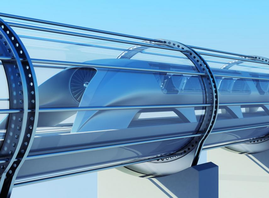 Hyperloop el transporte del futuro cada vez m s cerca for Hyperloop italia