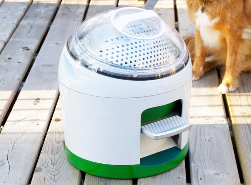 Esta revolucionaria lavadora puede lavar la ropa sin electricidad