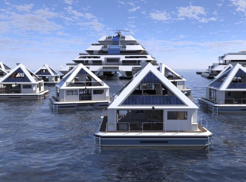 Piramides-flotantes