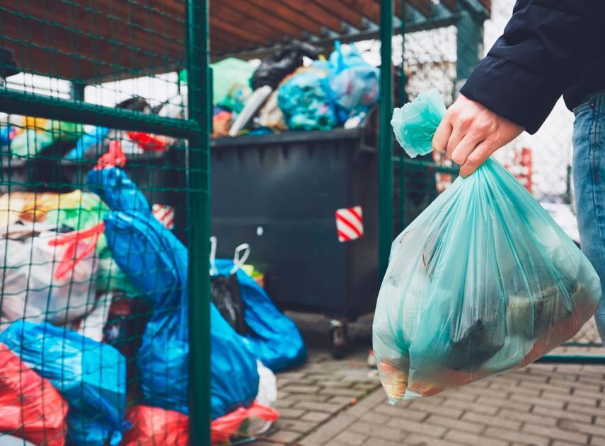 Dónde acaba la basura que se tira cada día en España