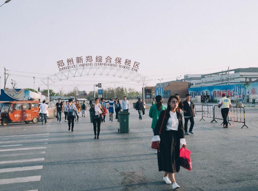 Así es por dentro iPhone City, la ciudad china donde se fabrican la mitad de los iPhone del mundo