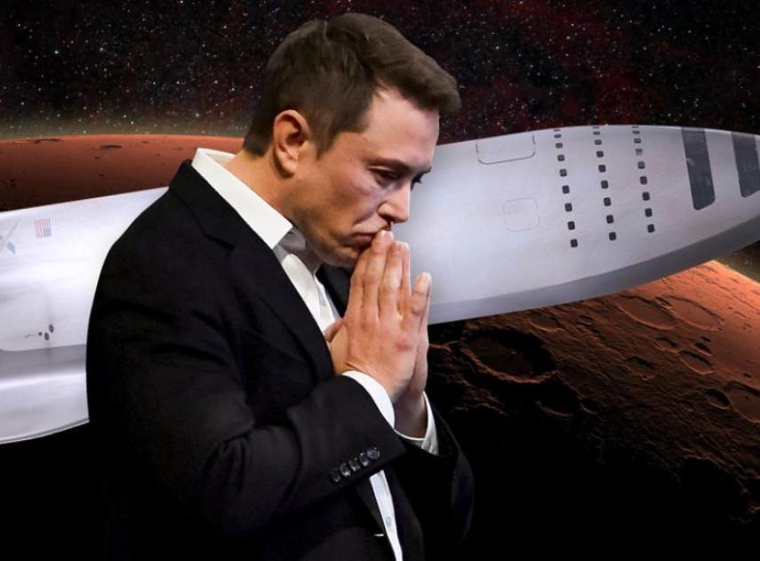 """Elon Musk está construyendo una nave espacial tan futurista que para muchos expertos es """"ciencia ficción"""": estas son las claves del Big Falcon"""