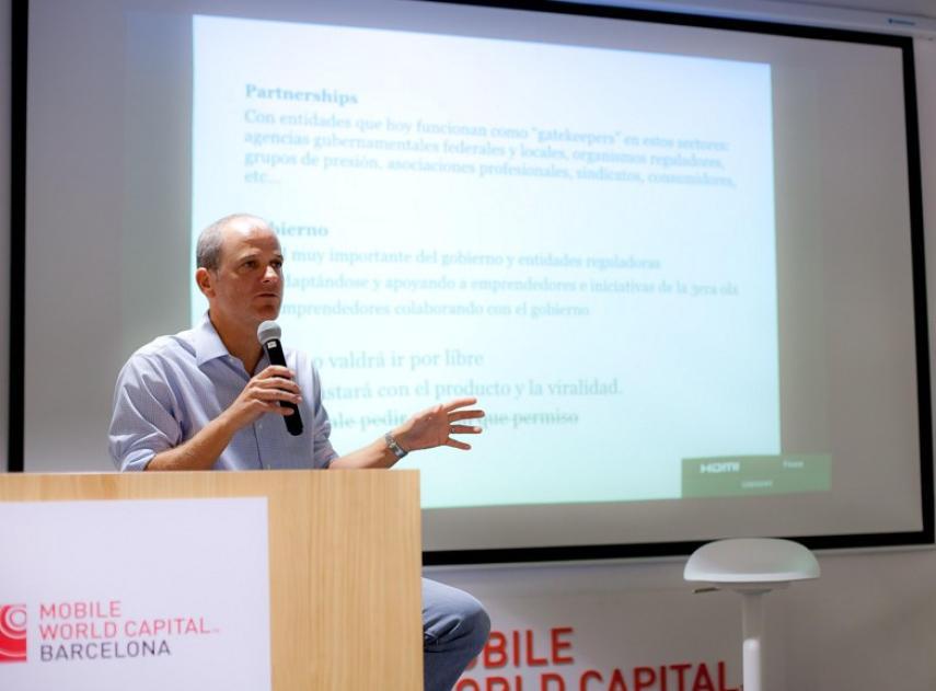 3 claves para que España tenga su propia meca del emprendimiento al estilo de Silicon Valley, según el cofundador de eDreams