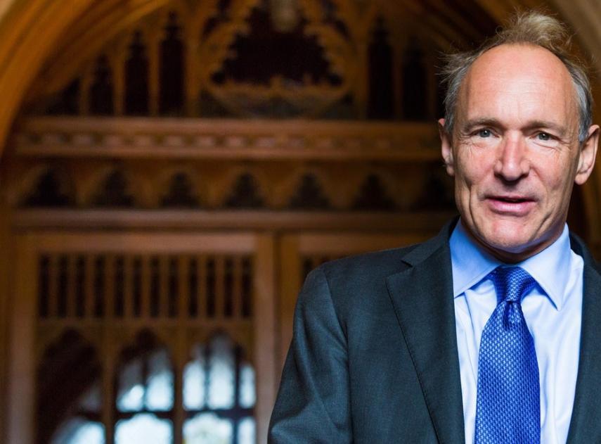 Esta es la idea de Tim Berners-Lee, creador de las páginas web, para arreglar Internet