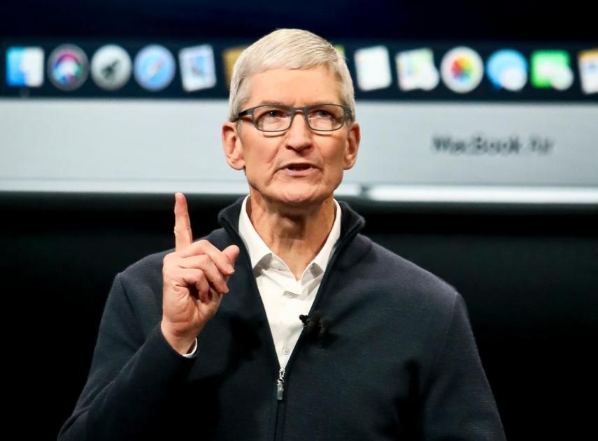 El CEO de Apple, Tim Cook, asegura que el libre mercado no está funcionando en temas de privacidad