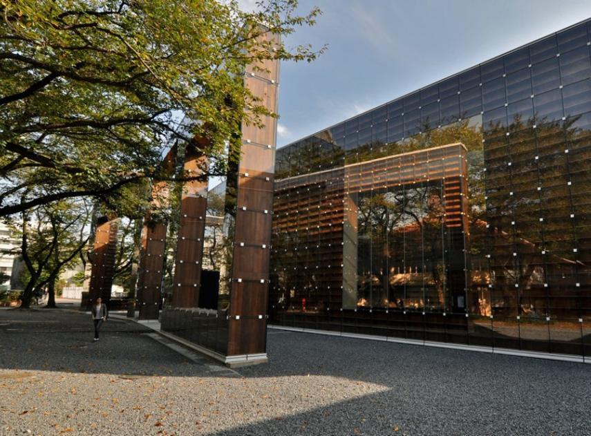 La vanguardia arquitectónica reside en Japón