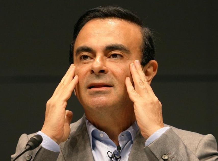"""Las acciones de Renault caen a niveles de 2014 tras la detención de su presidente, Carlos Ghosn, acusado de """"irregularidades significativas"""""""