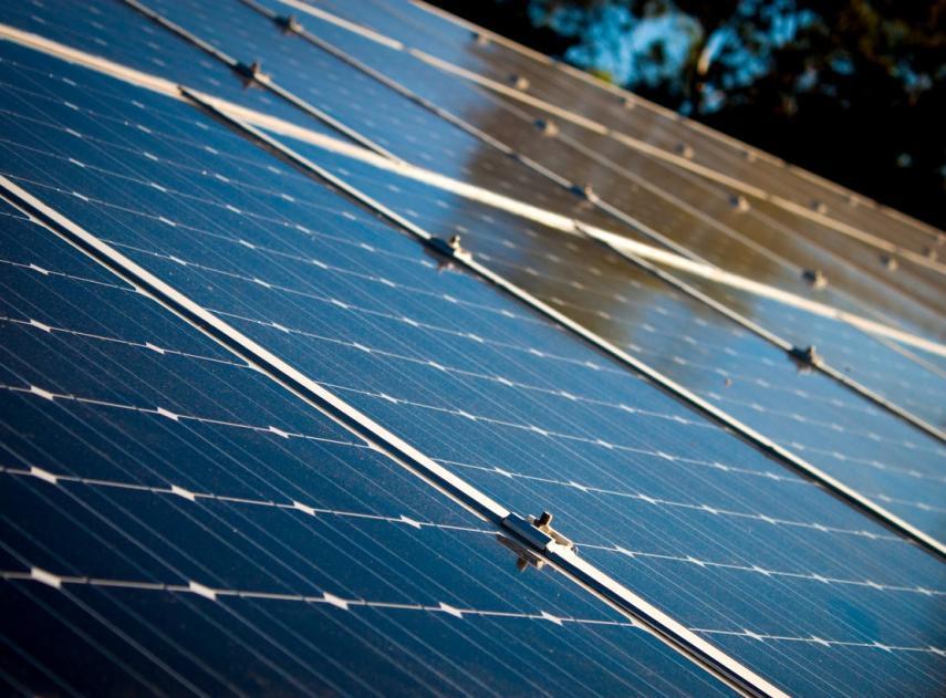 Este panel solar puede enfriar nuestra casa y recolectar energía solar a la vez